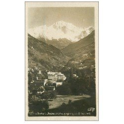 carte postale ancienne 73 BRIDES LES BAINS. Le Grand Bec carte photo