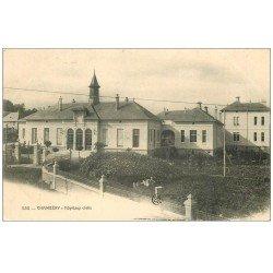 carte postale ancienne 73 CHAMBERY. Hôpitaux Civils