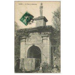 carte postale ancienne 56 BAUD. La Vénus de Quinipily 1910 Femmes assises
