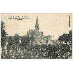 carte postale ancienne 56 SAINTE-ANNE-D'AURAY. Basilique Grand Pélerinage
