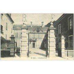 carte postale ancienne 40 DAX. Hôtel de Ville