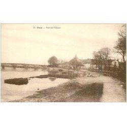 carte postale ancienne 40 DAX. Lavandières sur l'Adour