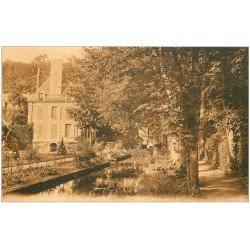 carte postale ancienne 27 BEAUMONT-LE-ROGER. Manoir de Chantereine