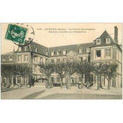 carte postale ancienne 27 EVREUX. Cours Secondaire 1909 Couvent des Ursulines