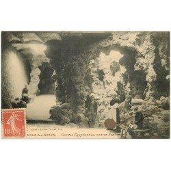 carte postale ancienne 07 VALS-LES-BAINS. Source Sophie Grottes Egyptiennes 1908