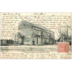 carte postale ancienne 08 BAZEILLES. Maison des Dernières Cartouches 1903