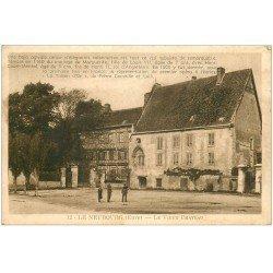 carte postale ancienne 27 LE NEUBOURG. Le Vieux Château
