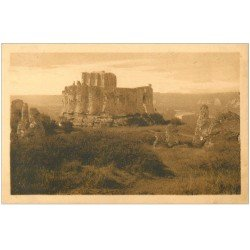 carte postale ancienne 27 LES ANDELYS. Château Gaillard Ruines