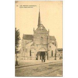 carte postale ancienne 27 LES ANDELYS. Eglise Saint-Sauveur