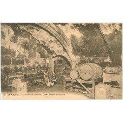 carte postale ancienne 27 LES ANDELYS. Hostellerie du Grand Cerf les Caves