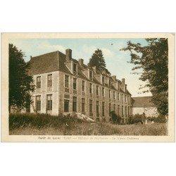 carte postale ancienne 27 LYONS-LA-FORET. Abbaye de Mortemer Vieux Château