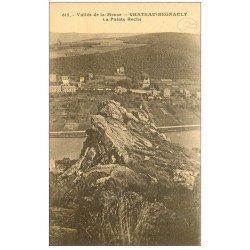 carte postale ancienne 08 CHATEAU-REGNAULT. La Pointe Roche