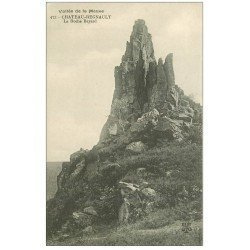 carte postale ancienne 08 CHATEAU-REGNAULT. La Roche Bayard