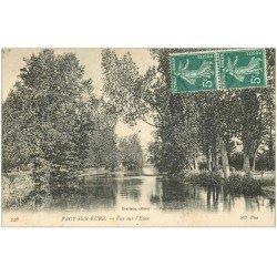 carte postale ancienne 27 PACY-SUR-EURE. L'Eure