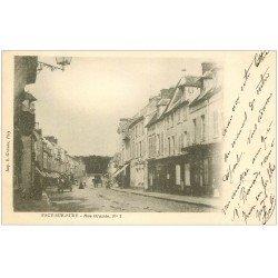 carte postale ancienne 27 PACY-SUR-EURE. Rue Grande 1903