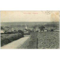 carte postale ancienne 27 PACY-SUR-EURE. Vue du Village 1922