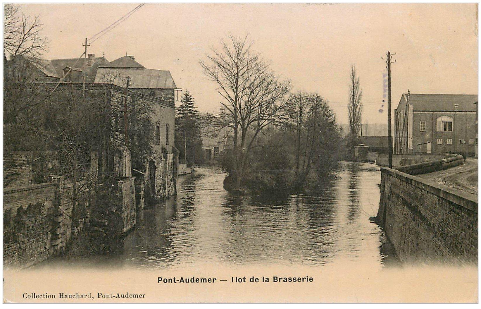 27 pont audemer ilot de la brasserie 1915 for Buro 27 pont audemer