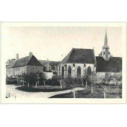 carte postale ancienne 27 VERNEUIL-SUR-AVRE. Abbaye Bénédictins