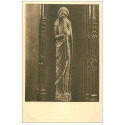 carte postale ancienne 27 VERNEUIL-SUR-AVRE. Eglise Notre-Dame. Vierge Dolente