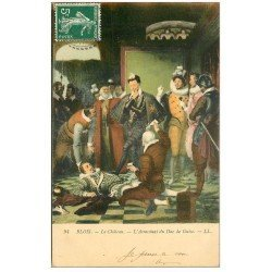 carte postale ancienne 41 BLOIS. Assassinat Duc de Guise 1909 n°94