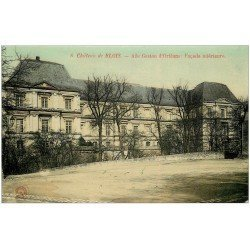 carte postale ancienne 41 BLOIS. Château aile Gaston Orléans