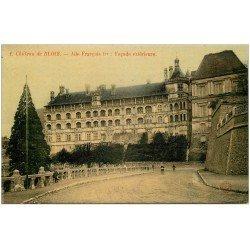 carte postale ancienne 41 BLOIS. Château n°1