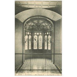 carte postale ancienne 41 BLOIS. Château. Chapelle