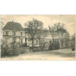 carte postale ancienne 41 BLOIS. Château. Façade