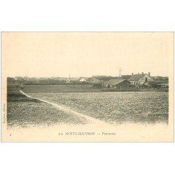 carte postale ancienne 41 LAMOTTE-BEUVRON. Panorama vers 1900