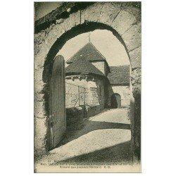 carte postale ancienne 41 MONTOIRE. Chapelle Saint-Gilles