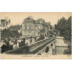carte postale ancienne 41 ROMORANTIN. Le Pont