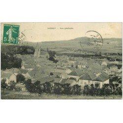 carte postale ancienne 51 AVENAY. Vue du Village 1910