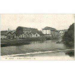 carte postale ancienne 08 SEDAN. Meuse et Casernes Militaires
