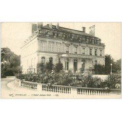 carte postale ancienne 51 EPERNAY. Hôtel Auban-Moët 1916
