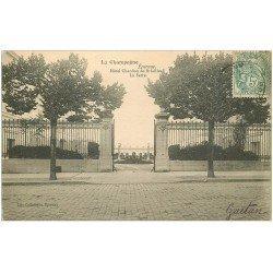carte postale ancienne 51 EPERNAY. Hôtel Chandon de Briailles la Serre