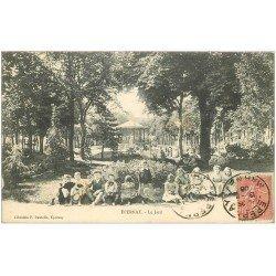 carte postale ancienne 51 EPERNAY. Le Jard 1906