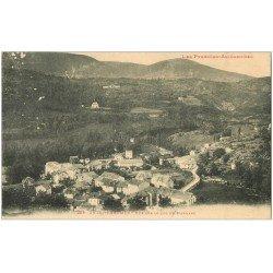 carte postale ancienne 09 AX-LES-THERMES. Le Col de Marmare 209
