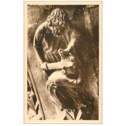 carte postale ancienne 51 REIMS Cahédrale. VSt Pierre coupant oreille Malchus