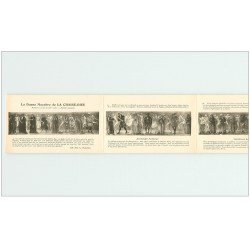 Cartes postales 42 loire for Chaise dieu danse macabre