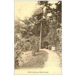 carte postale ancienne 42 FONTAILLIS par l'Etrat. Fillettes