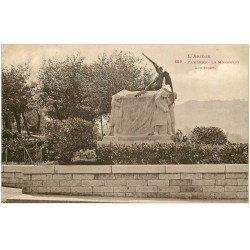 carte postale ancienne 09 PAMIERS. Monument aux Morts 1926