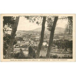 carte postale ancienne 43 CHAVANIAC-LAFAYETTE