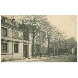 carte postale ancienne PARIS 05. Ecole Normale rue d'Ulm