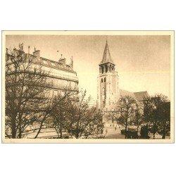 carte postale ancienne PARIS 06. Eglise Saint-Germain-des-Prés n° 94