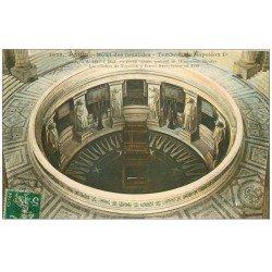 carte postale ancienne PARIS 07. Hôtel des Invalides Tombeau Napoléon Ier 1911
