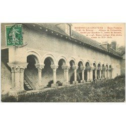 carte postale ancienne 10 BRIENNE-LE-CHATEAU. Basse-Fontaine Abbaye de Prémontrés 1908