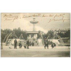 carte postale ancienne PARIS 12. La Place Daumesnil 1904