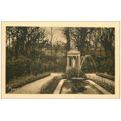 carte postale ancienne PARIS 13. Maison Augustines rue de la Santé. Sainte Vierge