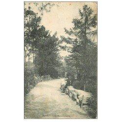 carte postale ancienne PARIS 14. Parc Montsouris 1904