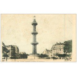 carte postale ancienne PARIS 15. Le Puits Artésien de Grenelle vers 1900